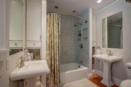 Master Bathroom Updated in 2013