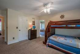 This Bedroom also finds access to the Bonus Room!