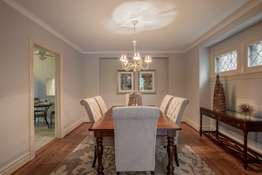 Ample Space to Dine with Friends and Family