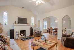 Living Room of Unit 2E