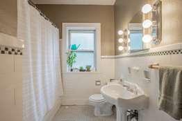 Bathroom of Unit 2E