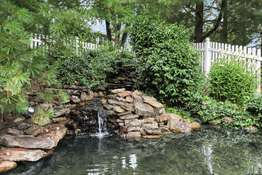 Stunning Water Feature