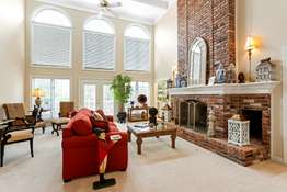 Floor-to-Ceiling Arched Windows