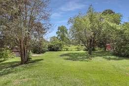 Large, Fenced Yard