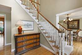 Handcrafted Staircase
