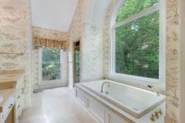 Large Jetted Tub and Separate Shower