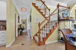 Spindled Staircase