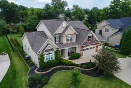 Stunning 1.5-Story, built by McKelvey Homes