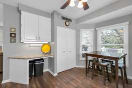 Large Pantry and a Dining Area
