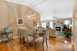 Living Room/Dining Room Combo