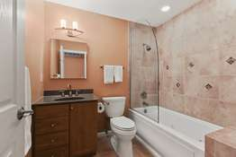 2nd Updated Full Bathroom with a Jetted Tub