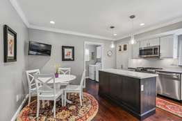Updated Kitchen with Breakfast Room