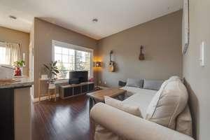 Stylish top floor, corner unit condo in Parkallen