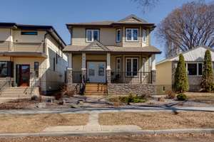 Beautiful 2 storey infill in Bonnie Doon
