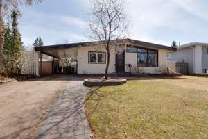 Charming starter home in St. Albert