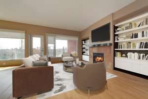 End unit Condo with stunning views in Oliver!