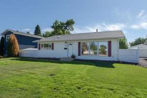 Upgraded bungalow on a large lot on Ottewell