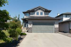 Immaculate 2+1 bedroom home in Leduc