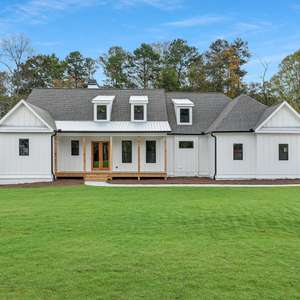 Farmhouse New Construction on over 2 Acres