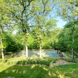 Private oasis in Lower Weston, CT.