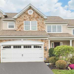 SOLD in Byers Station --- Luxury Carriage Home & Downingtown East Schools!