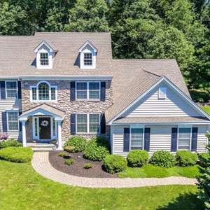 Luxury Living & Yards Backing to Quiet Woods!