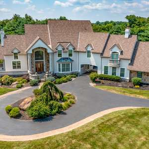 Christie's International Luxury Home --- In The Heart Of Historic Chadds Ford!
