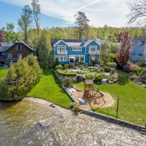 Stunning Direct Waterfront on Candlewood Lake - Sunset Views