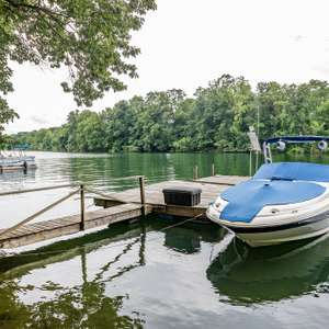 Grab this one FAST -2BR/2BA with Dock on Candlewood Lake