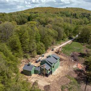 New Construction - Total Privacy