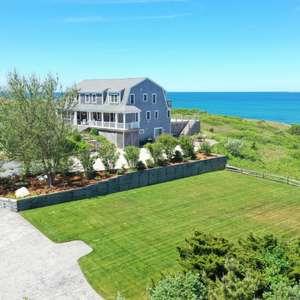 Idyllic Waterfront Cape Cod Home