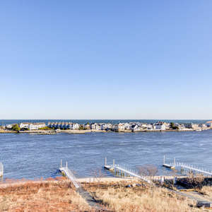 NEW WATER VIEW CONSTRUCTION with BEACH ACCESS. TAX ABATED for 5 years!