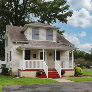 Welcome to Atlantic Highlands! Shore Colonial completely rebuilt in 2006 with 3 bedrooms, 2 full baths, large living room & dining room and kitchen with granite counters!