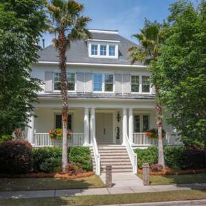 Updated Daniel Island Home