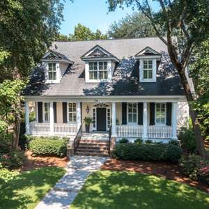 Stately Parkside Home