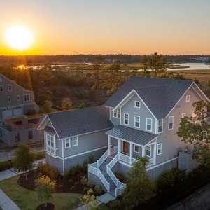 Stunning Marshfront Home in Ralston Grove