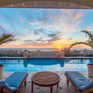 Beachfront Luxury, Expansive Views, Spacious Privacy, Exquisitely Furnished, Pet Friendly, and Now Available