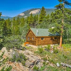 Rocky Mountain Solitude