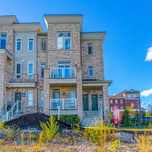 Only 3 Years Old Pickering Townhome