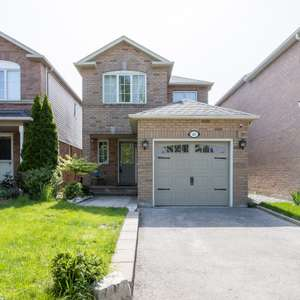 Cozy Family Home in the Heart of Ajax