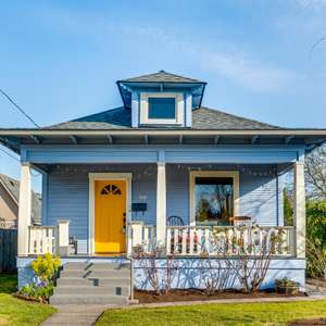 Bright & Open Bungalow with Character!