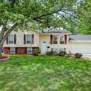Adorable Home in O'Fallon with Four Bedrooms