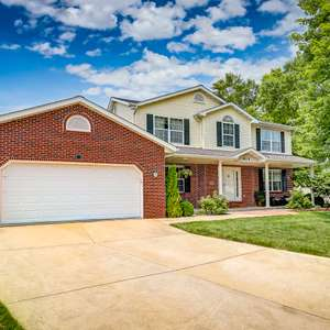 Beautiful Two-Story on a Cul-de-sac Lot in a Premier Location