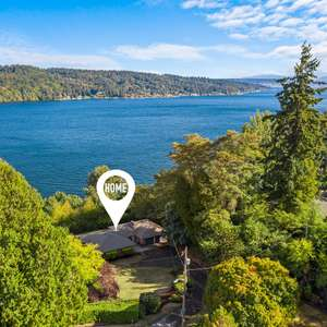 Welcome to this northeast Seattle VIEW home
