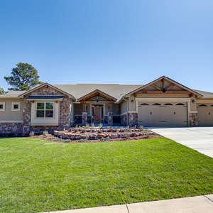 Gorgeous Custom Built Home
