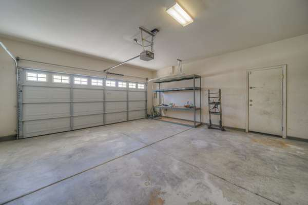 3 car tandem garage