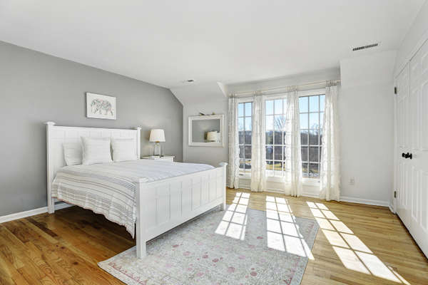 ONE OF 4 EXTREMELY SPACIOUS 2ND LEVEL BEDROOMS