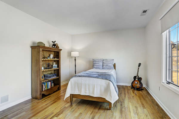 ONE OF 4 SPACIOUS 2ND LEVEL BEDROOMS