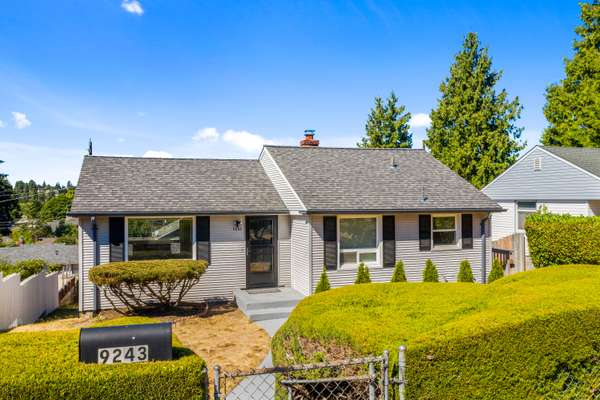 Welcome home to this fully renovated, turn key home in West Seattle
