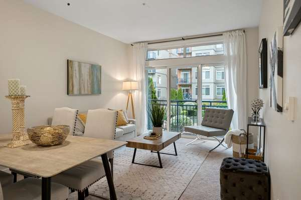 Updated condo in Downtown Seattle